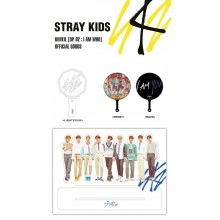 STRAY KIDS -  UNVEIL [Op. 02 : I am WHO] Official Goods