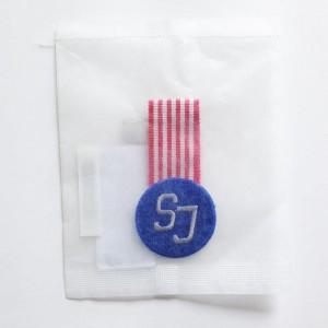 Super Junior - SM DDP Collaboration Stardium Badge