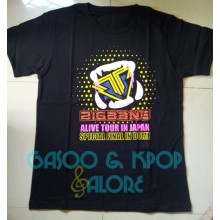 BIGBANG ALIVE TOUR 2012 IN JAPAN SPECIAL FINAL IN DOME : Tshirt