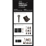 EXO - Love Concert in DOME Official Goods