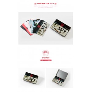 BTS (방탄소년단) - 2015 BTS LIVE [On Stage] Official Goods