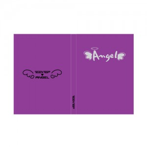Teen Top - 2nd Fanmeeting Goods: Angel Note (Diary)