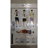CNBLUE - Standing Paper Doll (4-Cut)