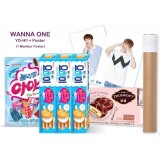 WANNA ONE - YO-HI! + Poster (Set)