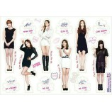 APink - Standing Paper Doll (6-Cut)