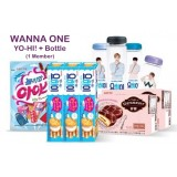 WANNA ONE - YO-HI! + Bottle (Set)