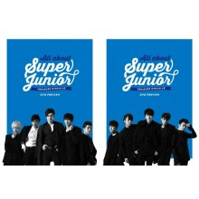 Super Junior - All About Super Junior [TREASURE WITHIN US] DVD Preview Photobook