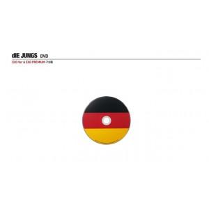 EXO - DIE JUNGS Photobook + DVD
