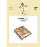 Andy (SHINHWA) - YESTERDAYS Making Essay Book