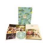 BTS (방탄소년단) - 2014 BTS [NOW] : BTS in Thailand Photobook+DVD