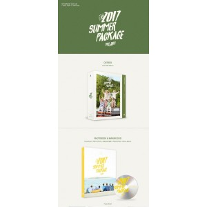 BTS (방탄소년단) - 2017 BTS SUMMER PACKAGE VOL. 3