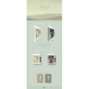 JUNJIN - The Seasons  Revolve: A Summer Ver. / B Summer Ver. (Photobook)