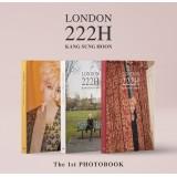 KANG SUNG HOON - LONDON 222H KANG SUNG HOON (Photobook) (Ver.  A / B / C)