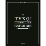 TVXQ - LIVE WORLD TOUR Catch Me Photobook