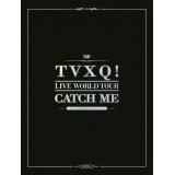 TVXQ - LIVE WORLD TOUR Catch Me Photobook