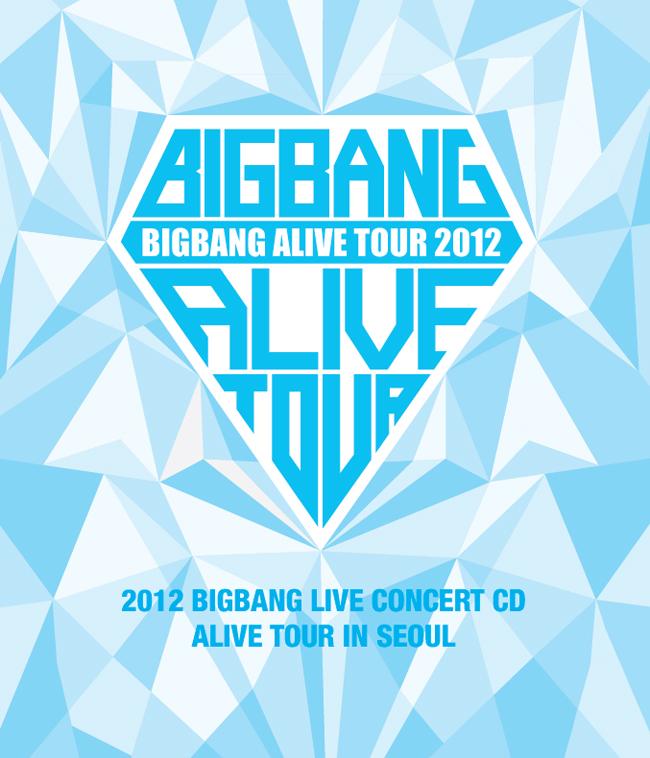 BigBang - 2012 Live Concert CD   Gasoo Kpop Galore