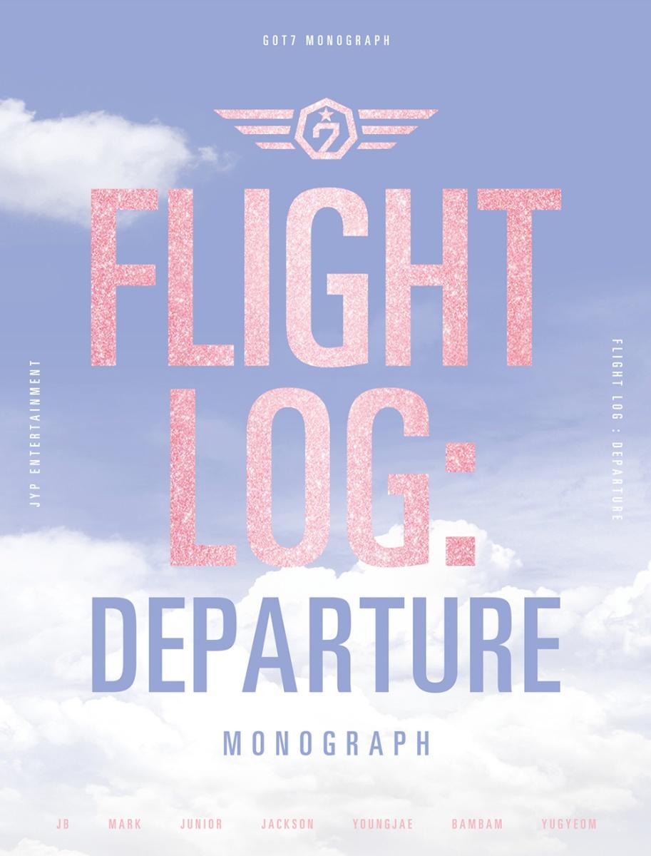 GOT7 - FLIGHT LOG: DEPARTURE GOT7 MONOGRAPH [Photobook+DVD ...